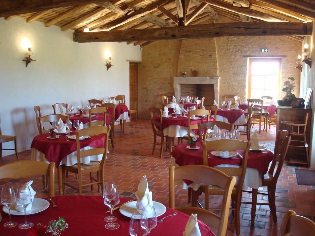 Restaurant la Mère Elotine à Sainte Gemme la Plaine - Luçon